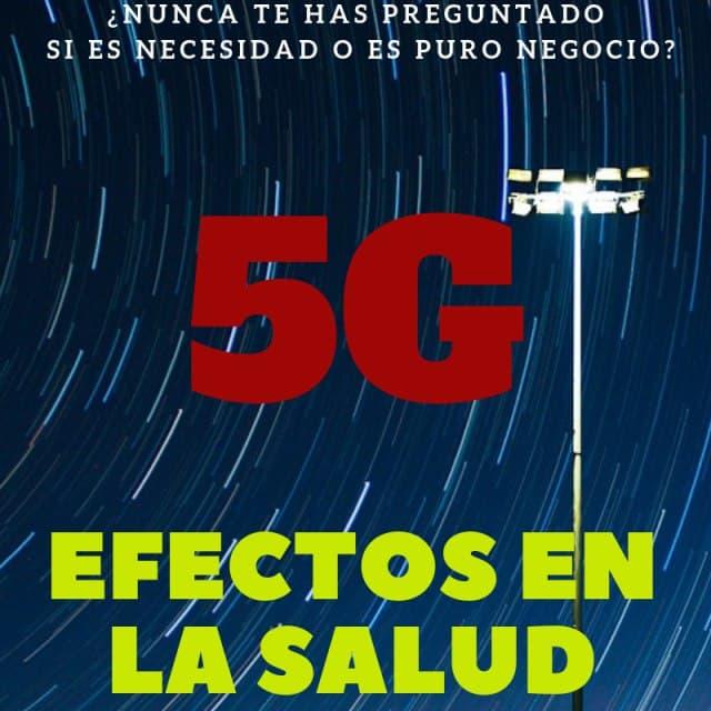 5G efectos en la salud