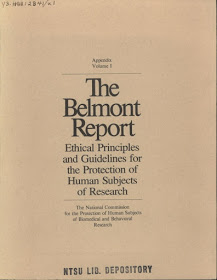 El Informe Belmont