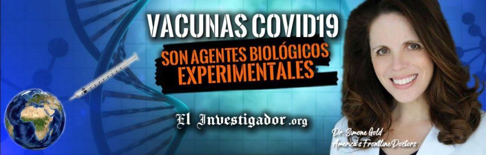 Vacunas Covid experimento