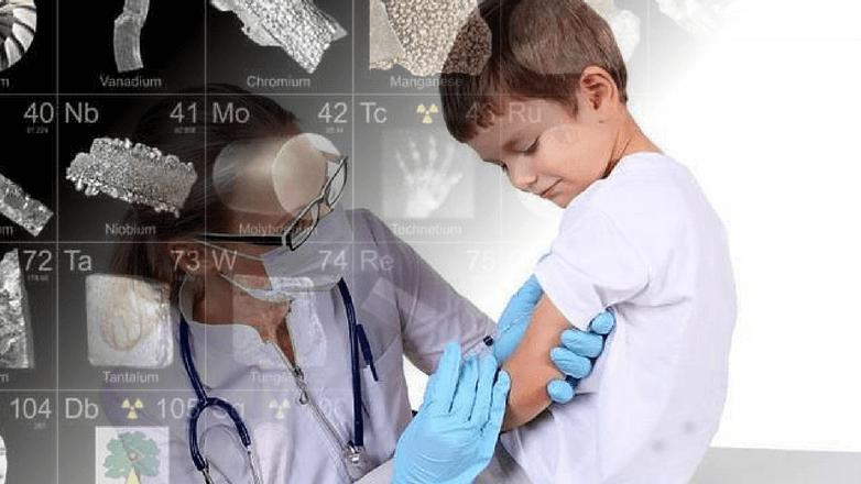 Vacunas y metales pesados